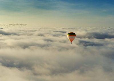 Політ над хмарами