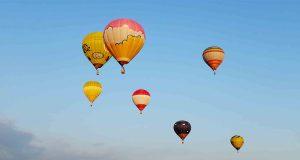 Політ на повітряній кулі з FLYADVENTURELVIV