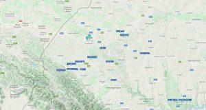 Місця польотів з FlyadventureLviv карта